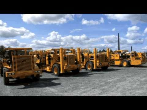 MacLean Engineering: Mining Support & Service Solutions