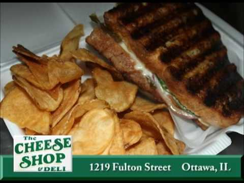 Ottawa Illinois's The Cheese Shop & Deli on Our Story's the Celebrities