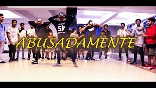 ABUSADAMENTE | MC Gustta e MC DG | Dance Ajeesh krishna Choreography