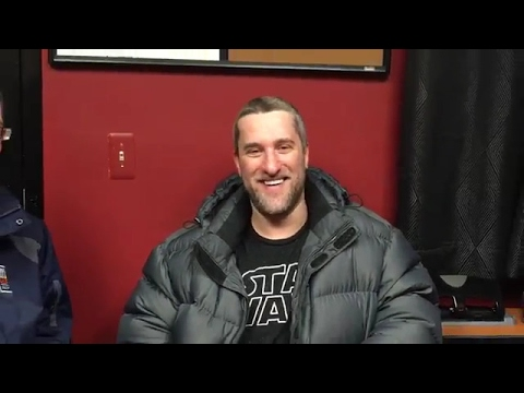Talking with Dustin Diamond, aka,