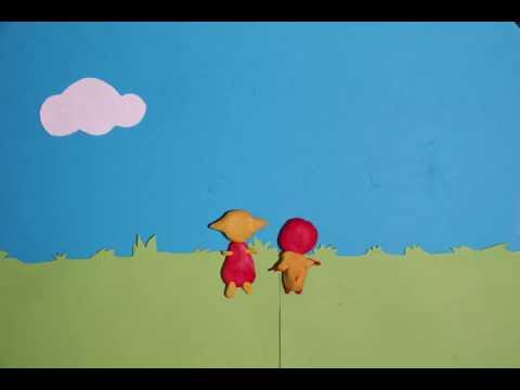 Paní Citronová a pan Pomeranč (animace, r. Dorotka Šlajerová)