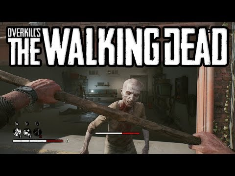 Overkill's THE WALKING DEAD - Pro Tip: DO NOT play like it's Left 4 Dead!! thumbnail