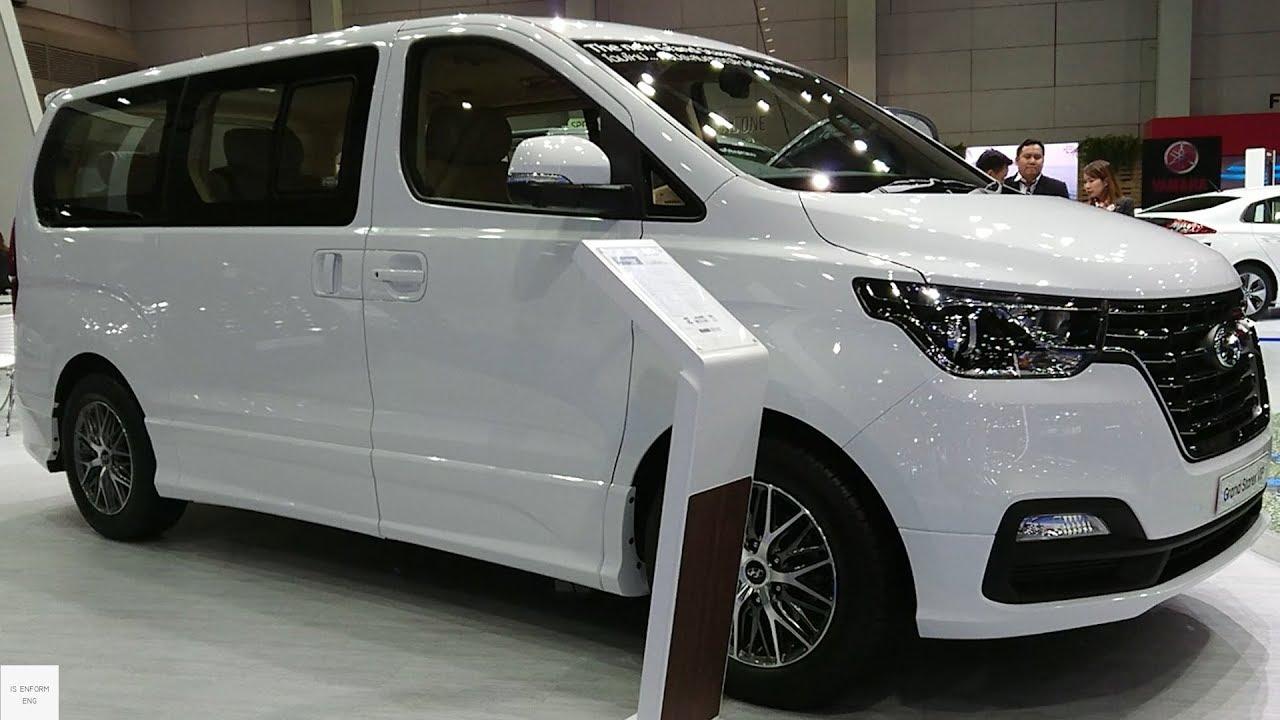 History 2020 Hyundai Starex