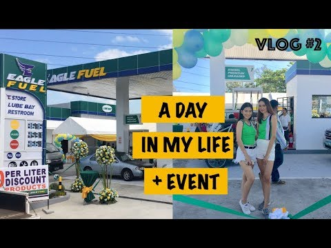A DAY IN MY LIFE + EVENT (Philippines) Vlog #2   Aehrika Gaji 💕