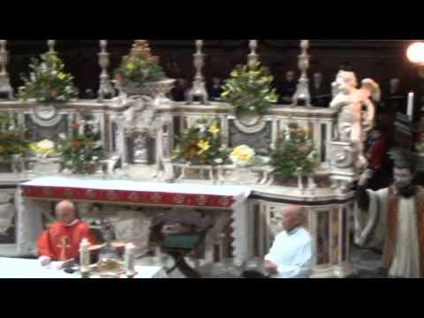 Messa in onore di Sant'Andrea 2015