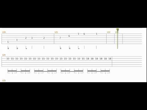 Guitar guitar tabs avenged sevenfold : Avenged Sevenfold Nightmare Guitar Tab - YouTube