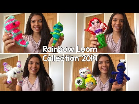2019 Rainbow Loom Collection    Emiline's Loomtique