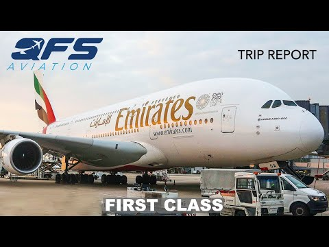 TRIP REPORT | Emirates - A380 - Milan (MXP) To New York (JFK) | First Class