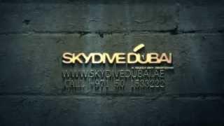Danilo Regiolli - Skydive - Paraquedismo, Palm Jumeirah - Dubai