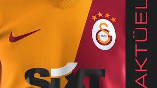 SIZDI | Galatasaray 21-22 Nike Yeni Sezon Formaları - Güncel Bilgiler |