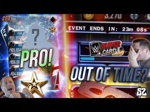 I GOT A PRO TITAN FUSION! BUT WAS IT TOO LATE?! | WWE SuperCard S4 #ad