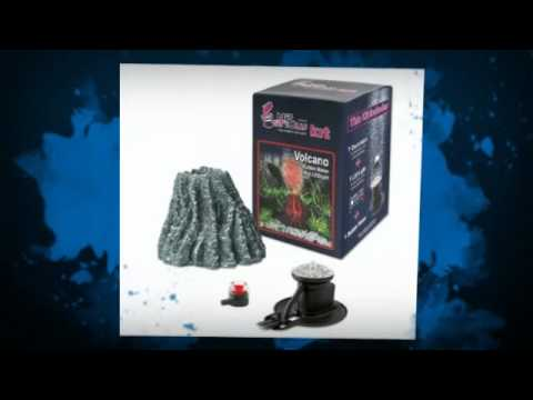 Hydor H2Show Volcano Kit - Best Pet Supplies Review by Best Pet Supplies  Review