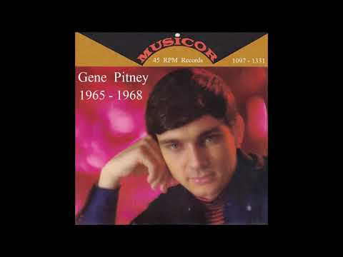 Gene Pitney - Musicor 45 RPM Records -  1965 - 1968