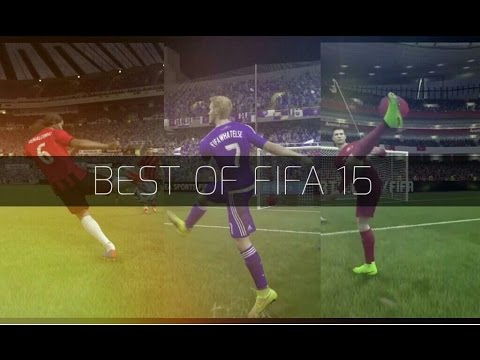 "fifawhatelse ""BEST OF FIFA 15""  Online Goals and Skills Compilation 