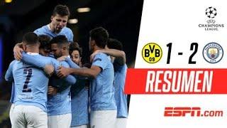 ¡EL CITY DE GUARDIOLA A SEMIFINALES! | Borussia Dortmund 1-2 Manchester City | RESUMEN