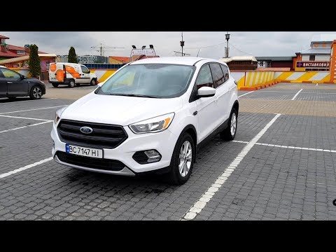 Ford Escape 2017 из США! Заказ Атво из США под Ключ!