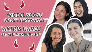 Beauty Rules 5 Perempuan Cantik Indonesia!