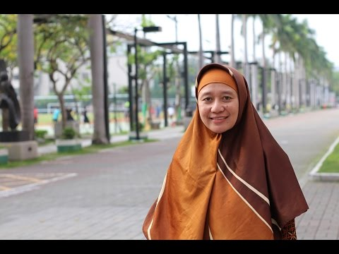 Erna (Indonesia) Studying at Kaohsiung Medical University