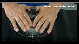 Corso di Formazione Cambio Automatico On Line doppia frizione 0B5  S-Tronic youtube movie