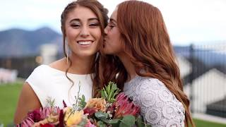 Bryce + Kennedy Wedding Day Film {6 27 20}