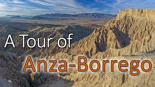Go on a tour of Anza-Borrego to see some of the sights and attracti...