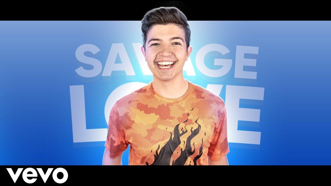 Preston Sings Savage Love