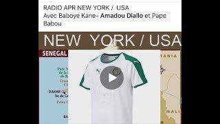 BABOYE KANE ET PAPE BABOU  RADIO  APR  NEW  YORK/USA