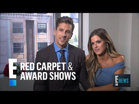 JoJo Fletcher & Jordan Rodgers Reveal Each other's Bad Habits | E! Live from the Red Carpet