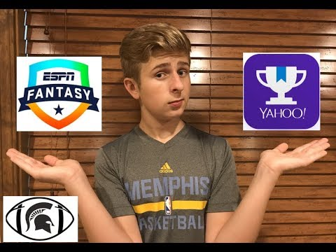 How To Use ESPN Fantasy And Yahoo! Fantasy