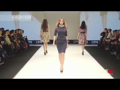 VEMINA CITY CATWALK CPM Moscow Fall 2016 2017 by Fashion Channel