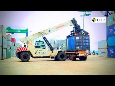 Gabon opens Owendo International Port