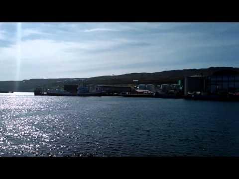 Torshavn 360 grader Tinganes