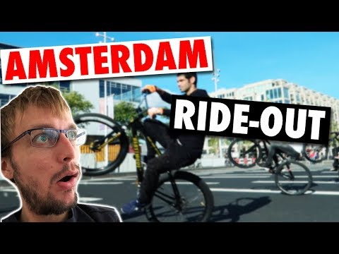 Amsterdam Bikestormz Rideout 2018