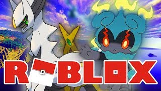 "Roblox Pokemon Randomizer - ""Arceus and Loud Noises!!"" - Episode 11 - Roblox Brick Bronze"