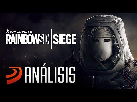Rainbow Six Siege: Los Ghost entran en Acción!! Análisis
