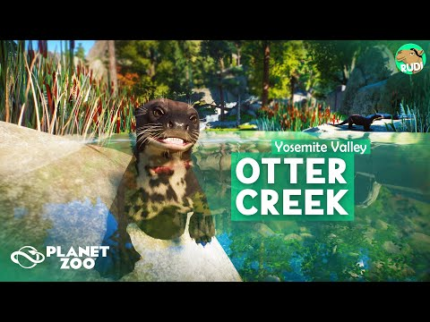 OTTER CREEK - Yosemite Valley - Planet Zoo Aquatic Pack |