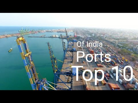 Top 10 Ports of India