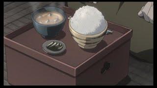 漬物と和菓子が食べたくなる動画。 政と幸がおんなじ顔してお団子食べてるのが可愛いですよね。兄妹だなあ。9:18.