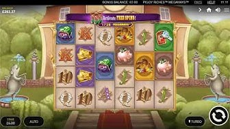 Piggy Riches £300 play Kassu online casino