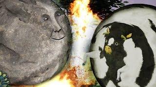 СИМУЛЯТОР ВАЛУНА! - Rock of Ages 2