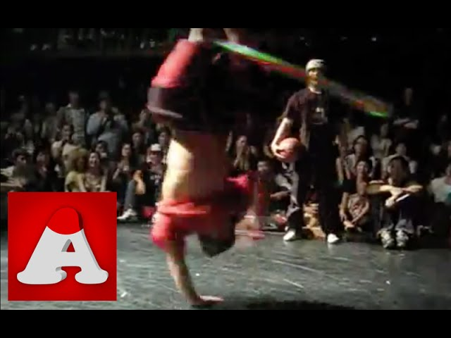 WORLD HEADSPIN BATTLE | Aichi vs Boom vs Lazer