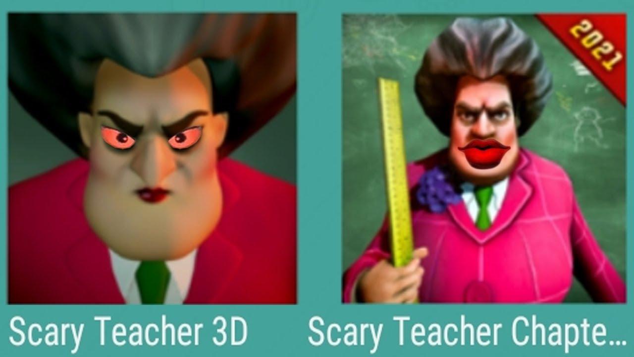 Scary Teacher 3D Update Vs Scary Teacher  Chapter 2021 Tab Gameplay