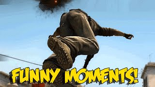 CSGO FUNNY MOMENTS - WALL HACKS CONFIRIMED, SMII7Y THE GHOST & MORE (FUNTAGE)