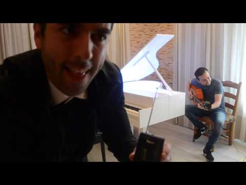 SUBEME LA RADIO - ENRIQUE IGLESIAS (DIEGO VALDIVIA-PIANO)