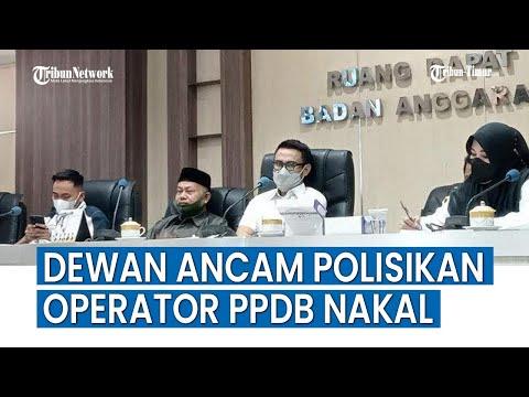 Download Legislator Makassar Ancam Polisikan Operator Nakal Saat PPDB