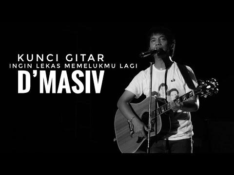 Kunci Gitar & Piano D'MASIV - Ingin Lekas Memelukmu Lagi