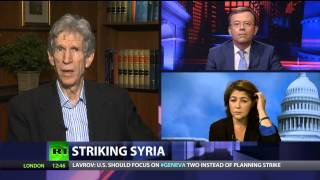 CrossTalk: Striking Syria