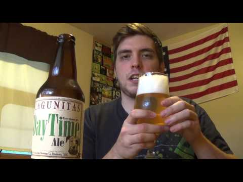 Ethan's Beer Review's - Lagunitas Day Time Ale