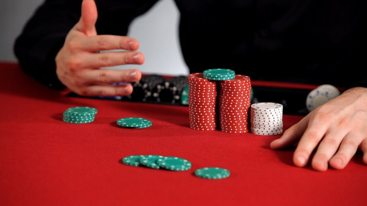 How Much To Bet Poker Tutorials Youtube