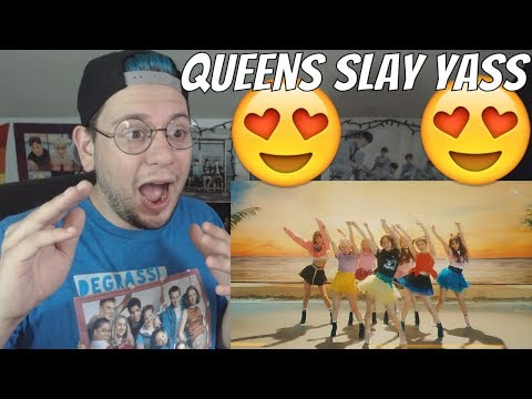 Girls' Generation - Holiday Music Video | Reaction
